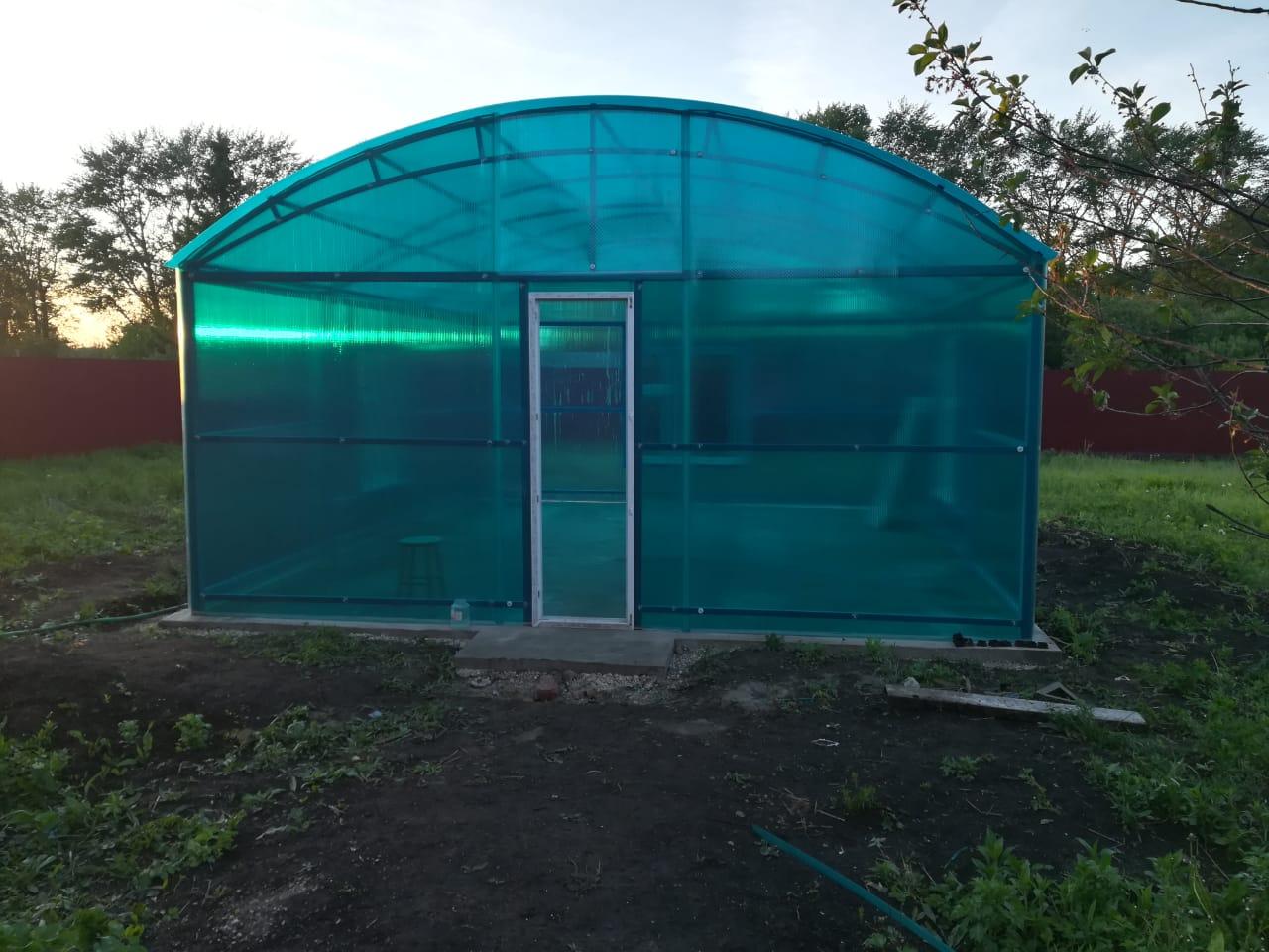 Павильон из ферм 5,4 м